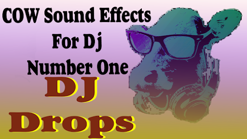 Cow Dj Sound Effects New 2021 Download