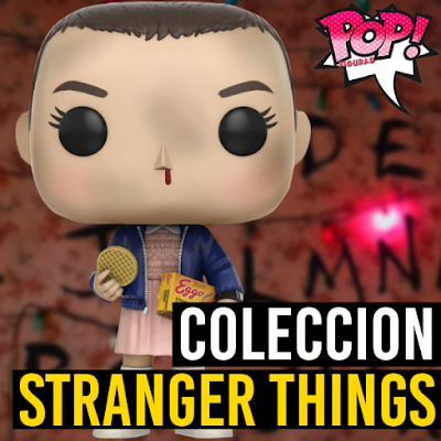 Coleccion completa de Figuras Funko POP Stranger Things