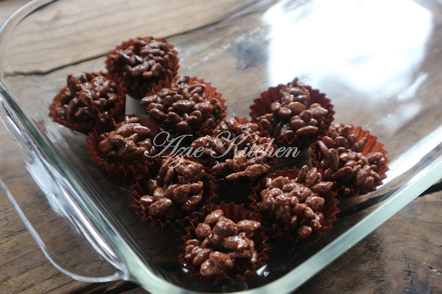 Chocolate Rice Puff Yang Sedap