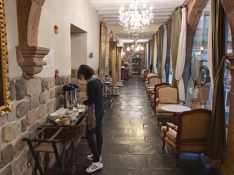 Melhor hotel boutique de Cusco