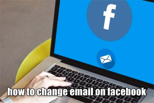 How To Change Email In Facebook Account