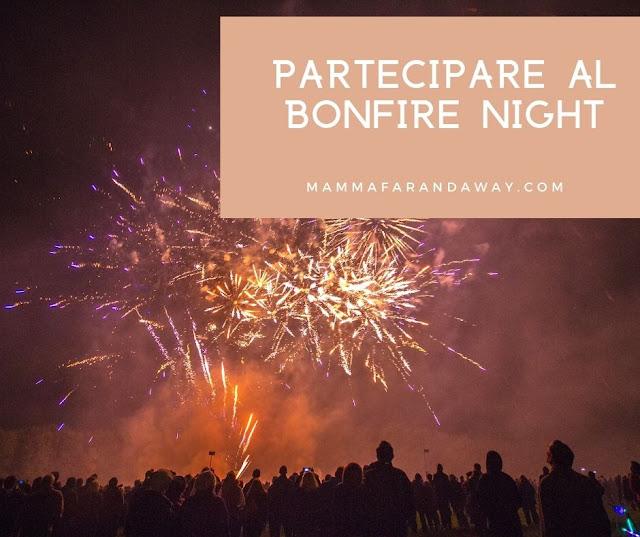 cos'è il bonfire night
