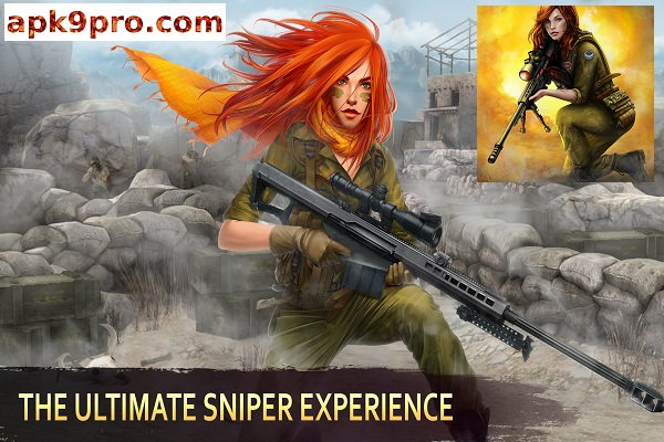 Sniper Arena: PvP Army Shooter v1.3.1 Apk + Mod File size 74 MB for android