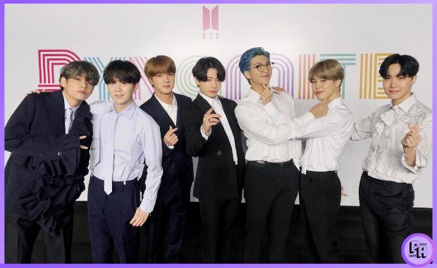 K-Pop Group, BTS