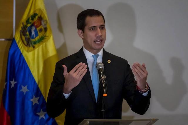 VENEZUELA: Guaidó llama a apoyar protesta de este jueves en la UCV.