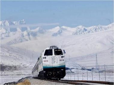 Trip to Tibet in Shanghai to Lhasa Train