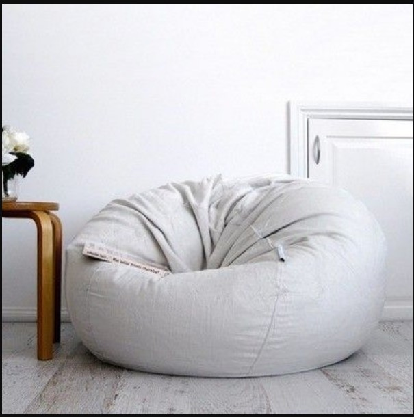 giant and big of  bean bag lounge chair outfitter with cheap money buy