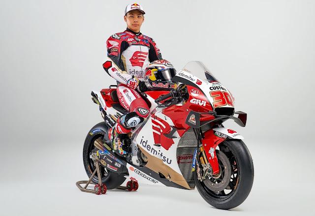 Livery LCR Honda Idemitsu Musim 2021, Simak Detail Tunggangan Takaaki Nakagami