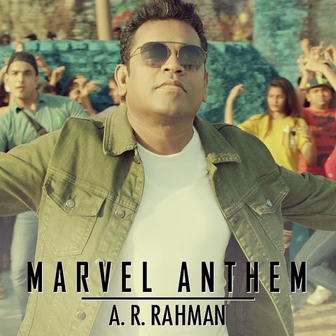 Marvel Anthem-A.R. Rahman (Hindi) Ringtone & bgm for Mobile