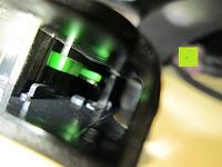 Schalter: Neon-Strength kofferband/gepäckgurt mit TSA-Schloss
