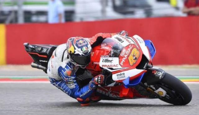 Hasil FP3 MotoGP Portugal: Miller Tercepat