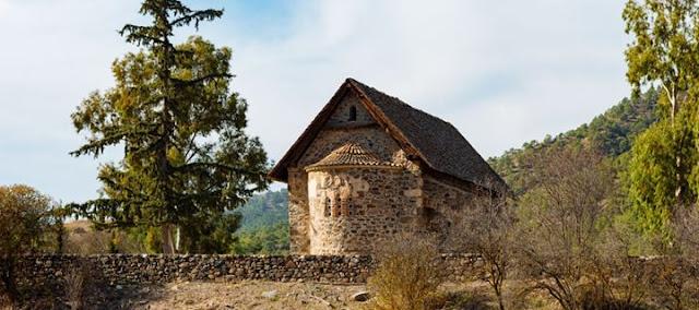 Η Παναγία της Ασίνου του 11ου αιώνα που έχτισαν μετανάστες από την Ασίνη της Αργολίδας στην Κύπρο