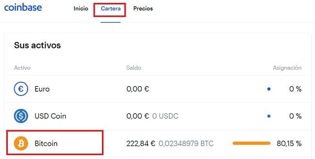 Comprar y Guardar Criptomoneda Bitcoin