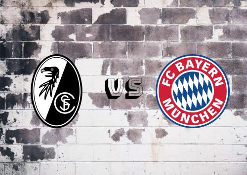 Freiburg vs Bayern München  Resumen y Partido Completo