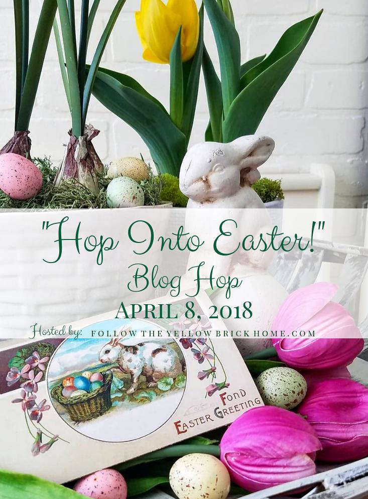 Hop into Easter blog hop