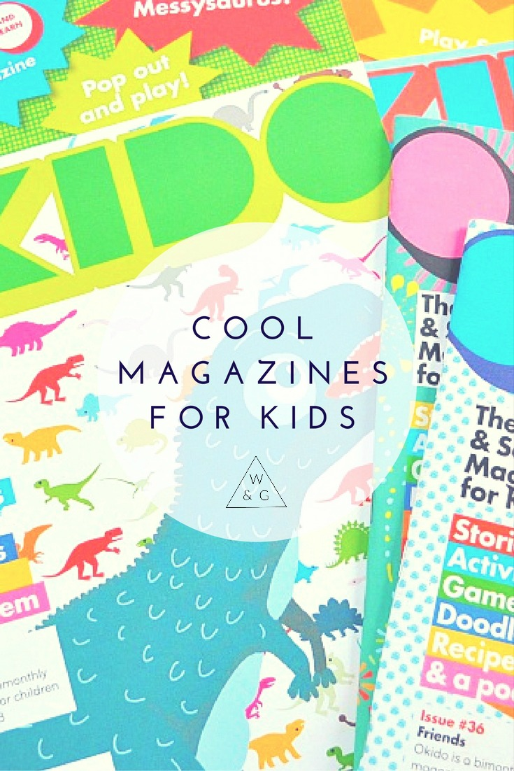 great kids magazines, kids subscription, educational magazine, kids science magazine, okido magazine