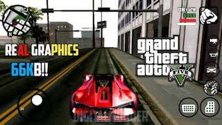 [66kb] GTA 5 REAL GRAPHICS MOD IN GTA SA ANDROID || GTA SA NEW GRAPHICS MOD ||