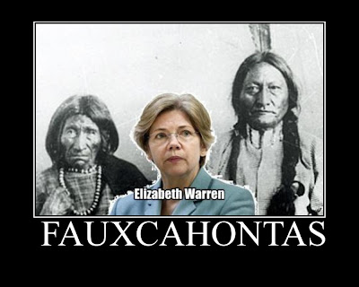 Image result for fauxcahontas
