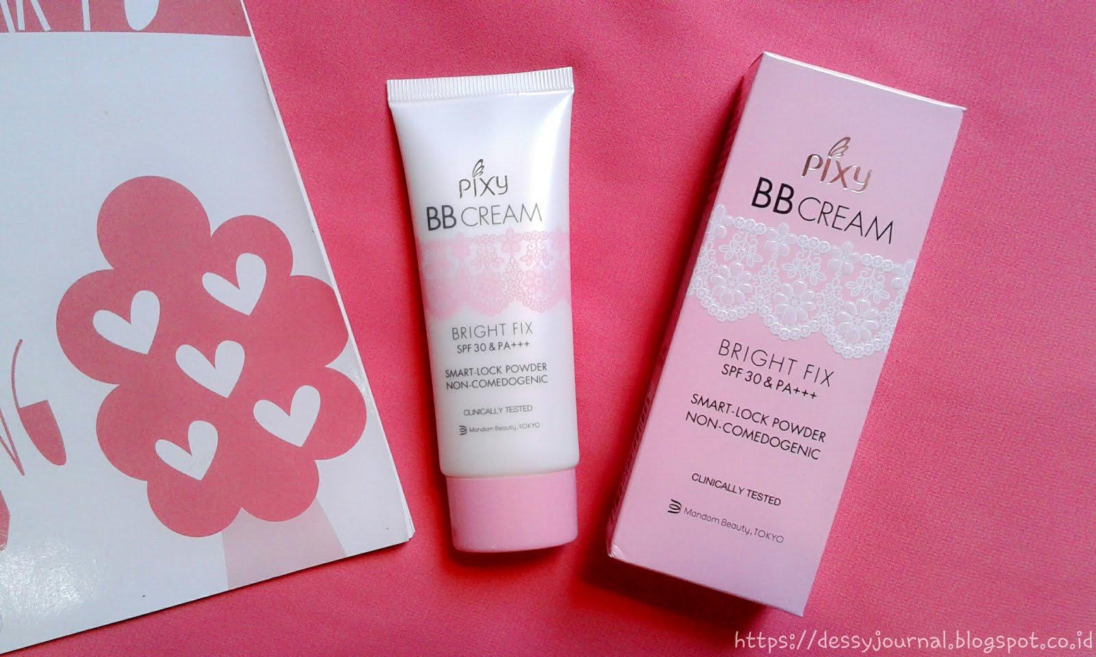 Dessy Journal Review Pixy Bb Cream Bright Fix Ochre Yang Aa Dan Ee Malah Saya Belum Pernah Liat Apalagi Nyobain Yup Daripada Ngobrol Yuk Kita Aja Topik Hari Ini
