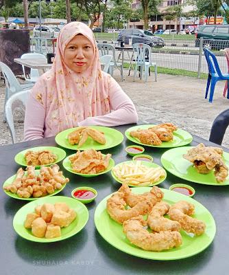 Ting Tong Ayam Goreng Sedap, Bersih, Halal dan Segar
