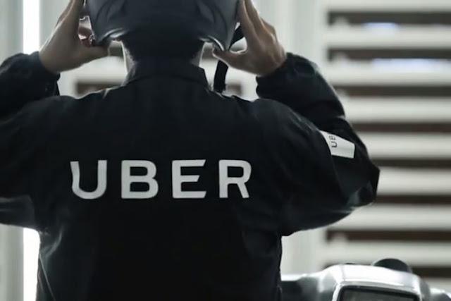 Cara Daftar Uber Motor