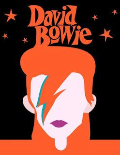 Bowie en los cómics