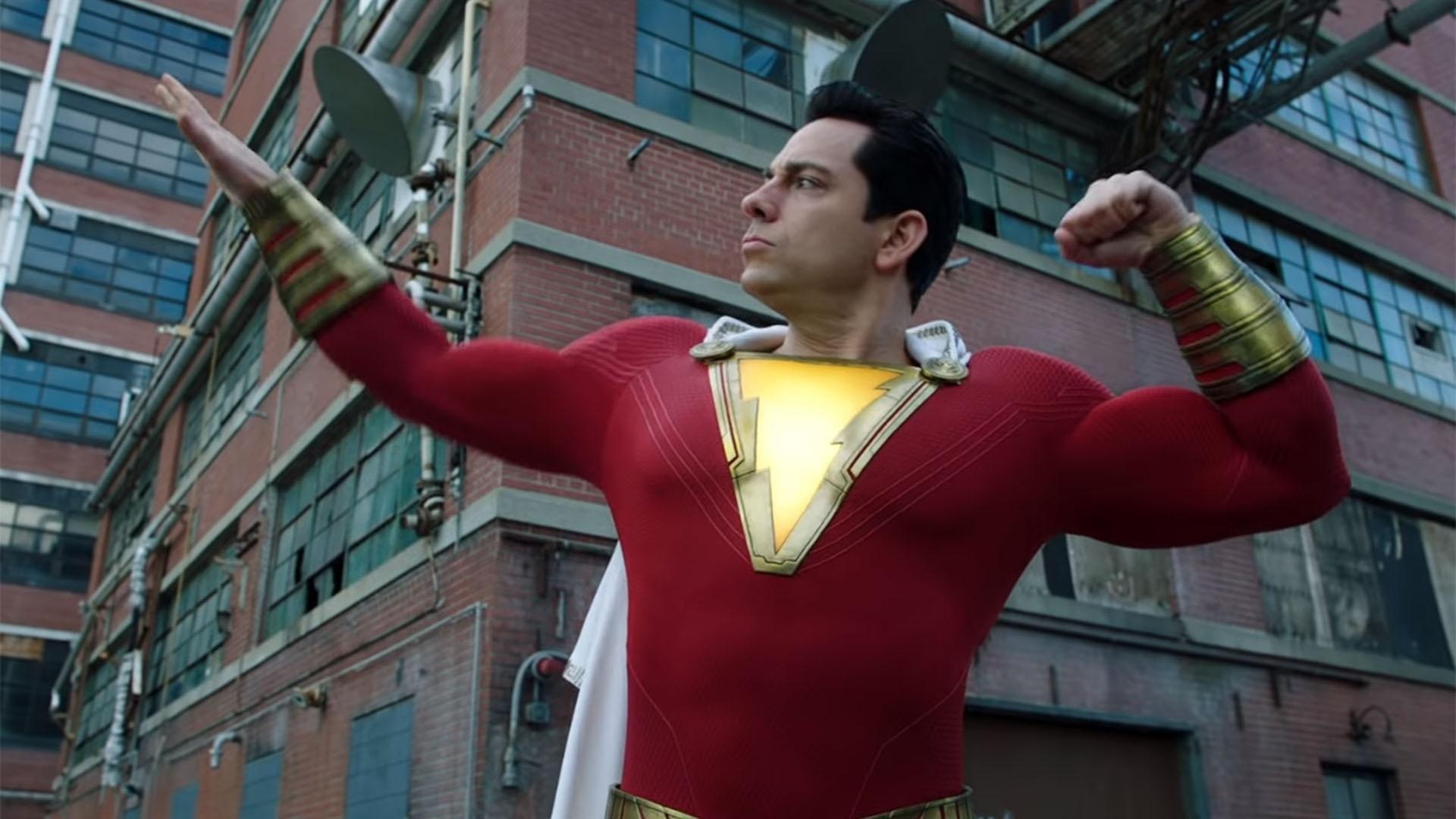'Shazam! Fúria dos Deuses': Diretor confirma que filmagens estão quase finalizadas