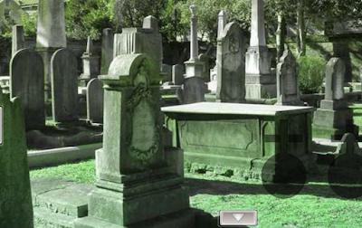 Last Of Cemetery Escape