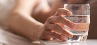 Minum Air Putih Setelah Bangun Tidur