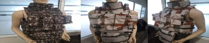 In A First, CAPF To Get Bis Marked Level-5 Bullet Resistance Jackets By Next Month
