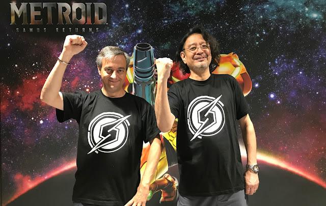 Super Mario Odysseys y Metroid:Samus Returns conquistan la Gamescom con sus premios