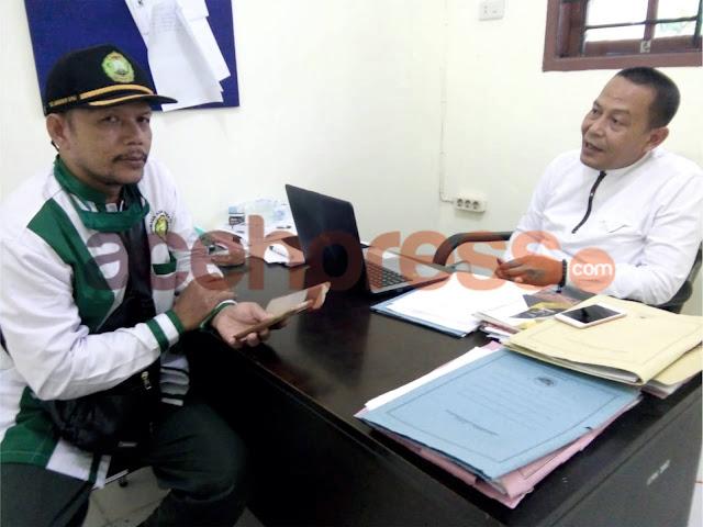 Ketua Umum Lembatu Telusuri Rumah Bantuan Untuk Kesejahteraan Masyarakat Aceh