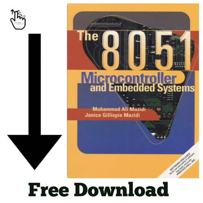 Free Download PDF Of The 8051 Microcontroller And Embedded System
