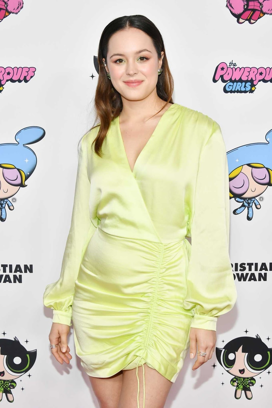 Hayley Orrantia Hot Photo Gallery in Party Outfit