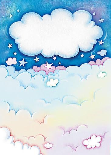 Dibujo Cielo Infantil Para Imprimir Imagenes Y Dibujos Para Imprimir