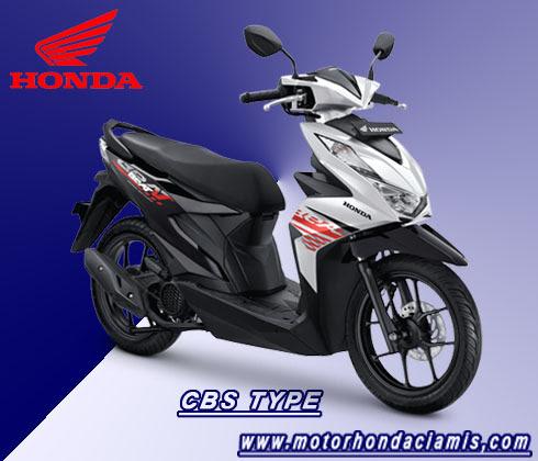 Mau Kredit Motor Honda Beat Ciamis