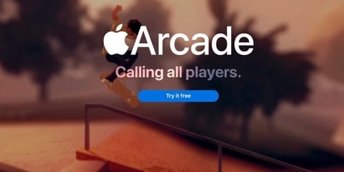Free version of Arcade with new Apple devices