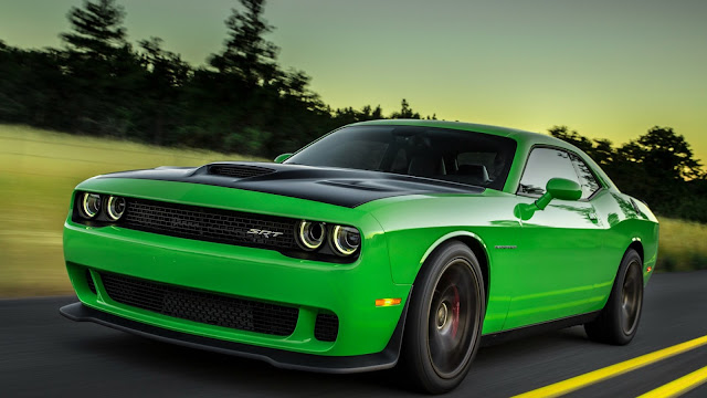 New 4K Wallpaper HD Dodge Challenger For Desktop