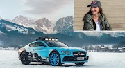 Catie Munnings to Pilot Bentley Ice Race Continental GT