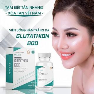 viên uống glutathione 600 dr lacir