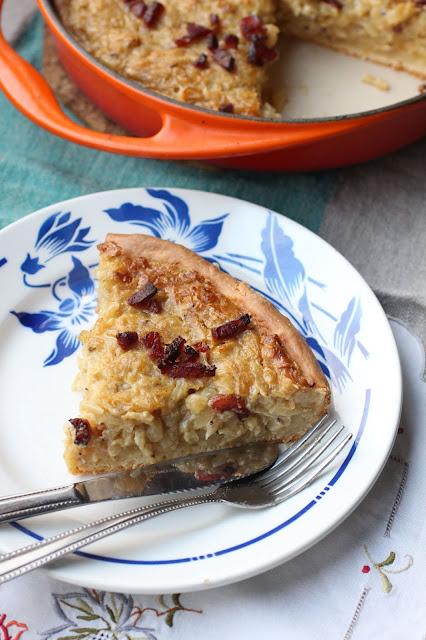 zwiebelkuchen tarte aux oignons