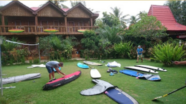 Forsuba Klarifikasi Masalah Izin Dan IMB Homestay Mojo Surf Camp Pulau Merah Pemkab Banyuwangi