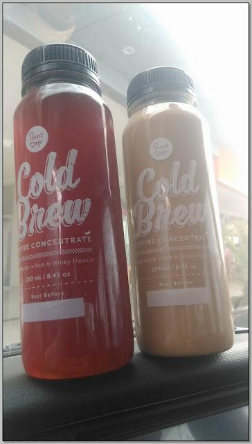 Cold Brew, Pilihan Kopi Saat  Mudik di Indomaret Rest Area