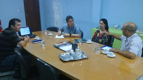 Definindo ações: Presidente da CDL se reúne para definir ações para o 2º Moda e Negócios
