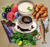 Brain/Memory Power Improvement Foods