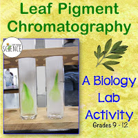 Amy Brown Science: Paper Chromatography