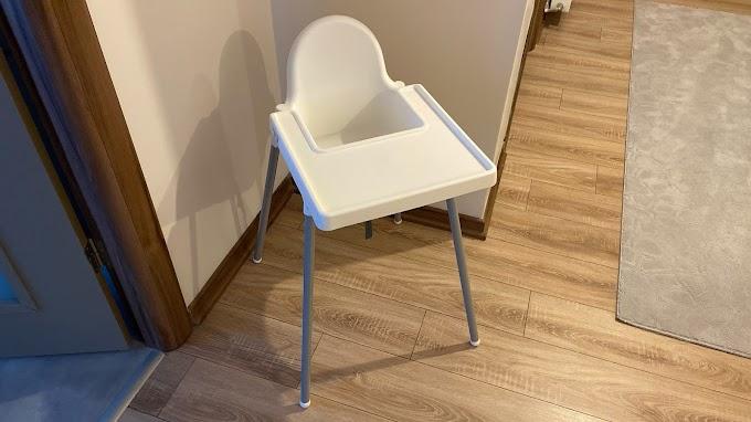 İKEA Antilop Mama Sandalyesi İnceleme - Mama Sandalye Seçimi
