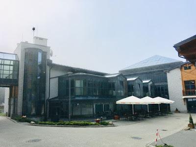 Hotel Czarny Potok, Krynica Zdrój