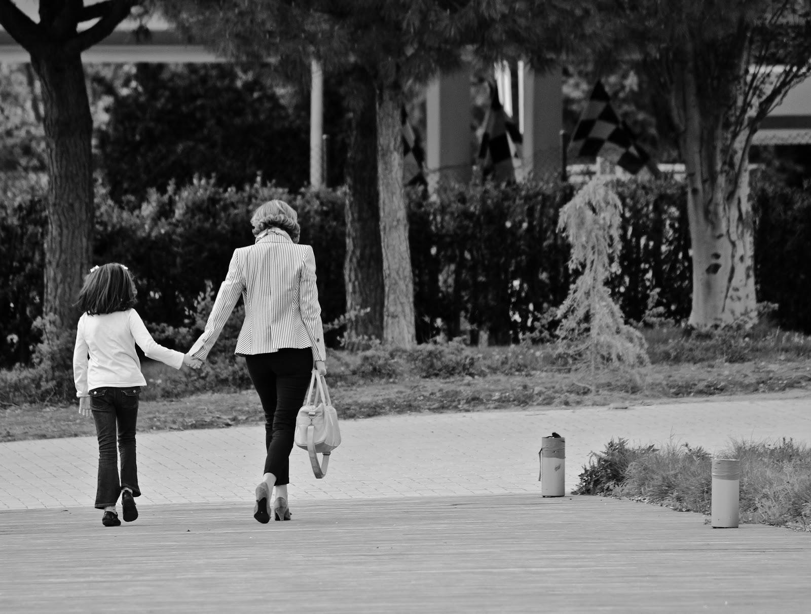 Madre e Hija, Alcorcon 2012