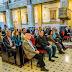 Οι Patrinistas  ξεναγήθηκαν στον Καθολικό Ιερό Ναό του Αγίου Ανδρέα